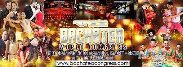 Bachatea WORLD Congress 2018 (VII Edición)