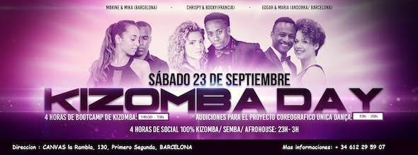 Kizomba Day 23 of September