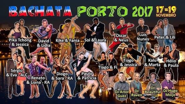Bachata Porto 2017
