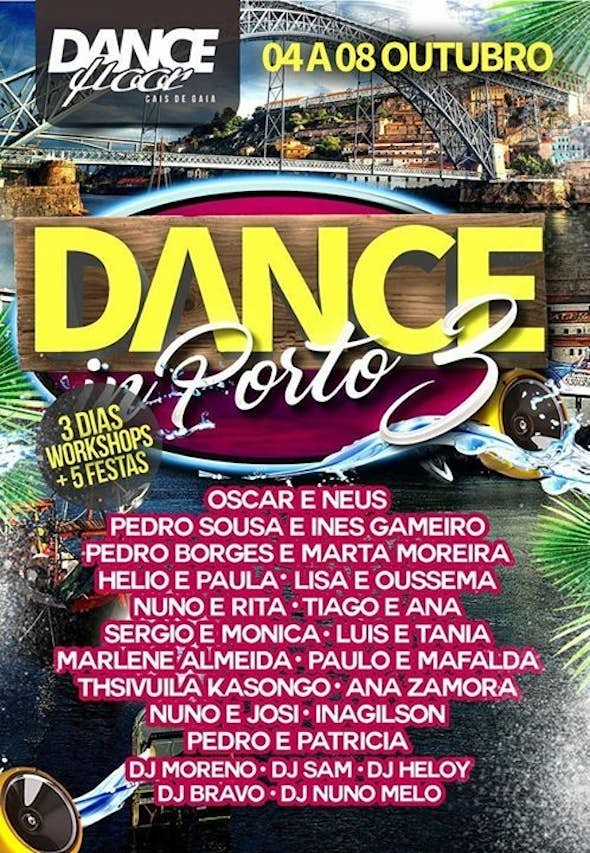 Dance In Porto 2017 (3ª Edición)