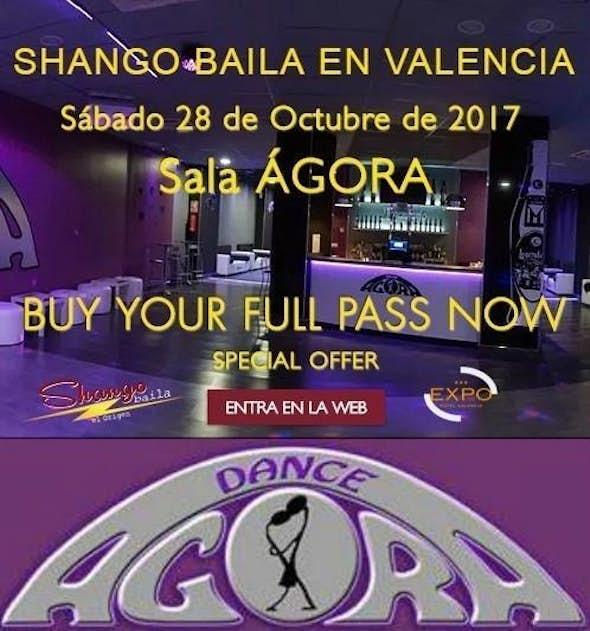 Shango Baila - Valencia 2017