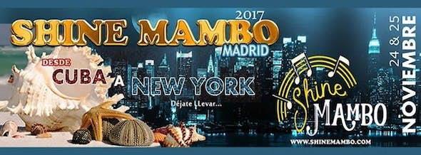 Shine Mambo Madrid 2017