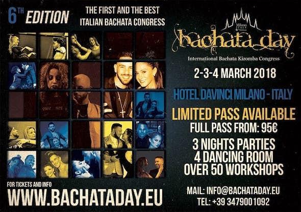 Bachata Day Milan 2018 (6th Edition)