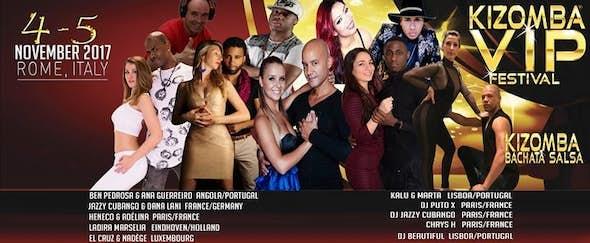 Kizomba VIP Festival Roma 2017 (1st Edition)