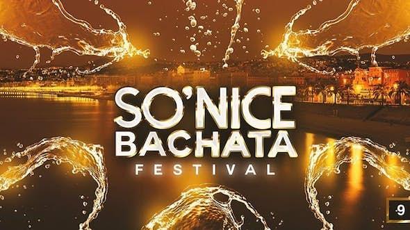 So'Nice Bachata Festival 2018