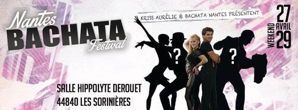 Festival Bachata Nantes 2018 (4ª Edición)