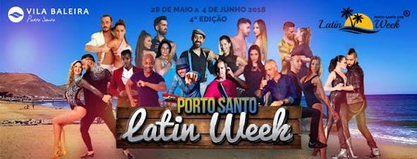 PXO Latin Week 2018 (4ª Edición)