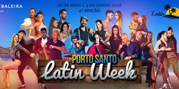 PXO Latin Week 2018 (4th Edition)