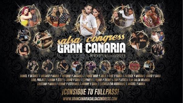 Gran Canaria Salsa Congress 2015