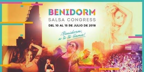 Benidorm Salsa Congress 2018 (7ª Edición)