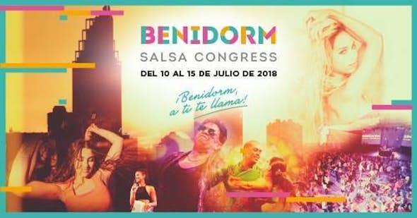 Benidorm Salsa Congress 2018 (7th Edition)