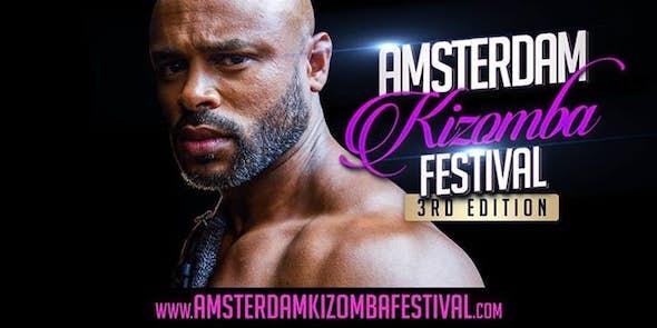 Amsterdam Kizomba Festival 2017 (3ª Edición)