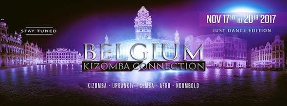 Belgium Kizomba Connection BKC 2017