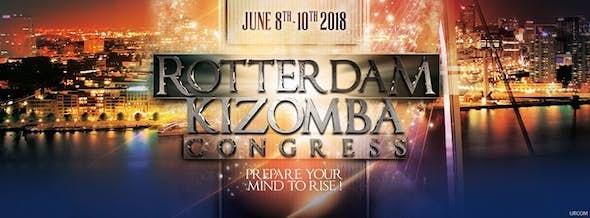 Rotterdam Kizomba Congress 2018 - RKC2018 - CANCELED