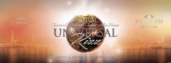 Universal Kizz Festival 2018