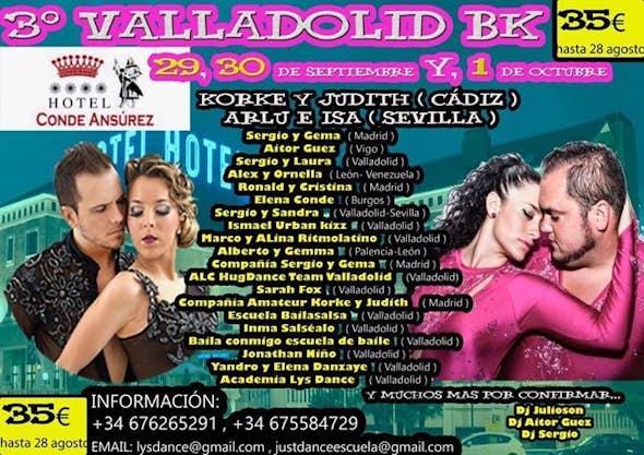 Valladolid BK Festival 2017 (3rd Edition)
