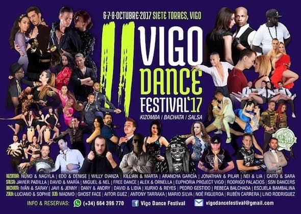 Vigo Dance Festival 2017 (2ª Edición)