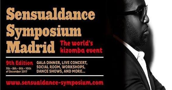 SensualDance Symposium Madrid 2017 (9th Edition)
