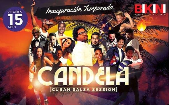 CANDELA! Gran Inauguración de temporada