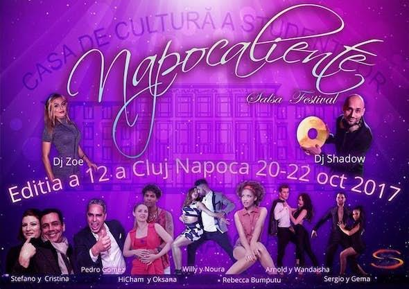 Napocaliente Salsa Festival - Cluj Napoca 2017