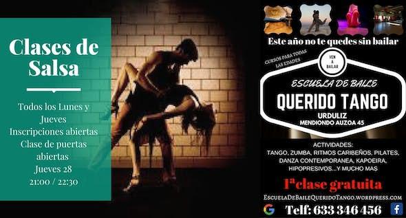 """Academia de baile""""Querido Tango"""""""
