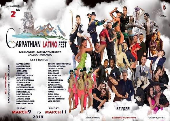 Carpathian Latino Fest 2018 (2ª Edición)
