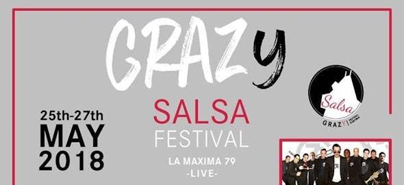 GRAZy Salsa Festival 2018