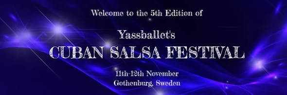 Yassballet´s Cuban Salsa Festival 2017 (5th edition)