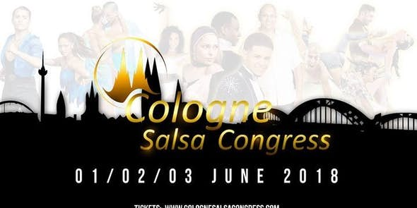 Cologne Salsa Congress 2018