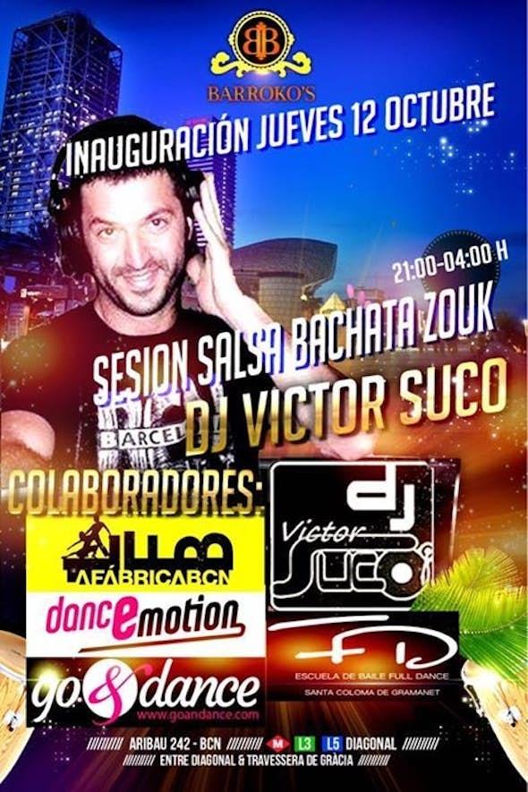 Baila los Jueves en Barrokos Barcelona sala 2