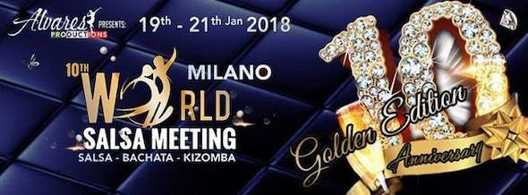 World Salsa Meeting 2018 (10ª Edición)