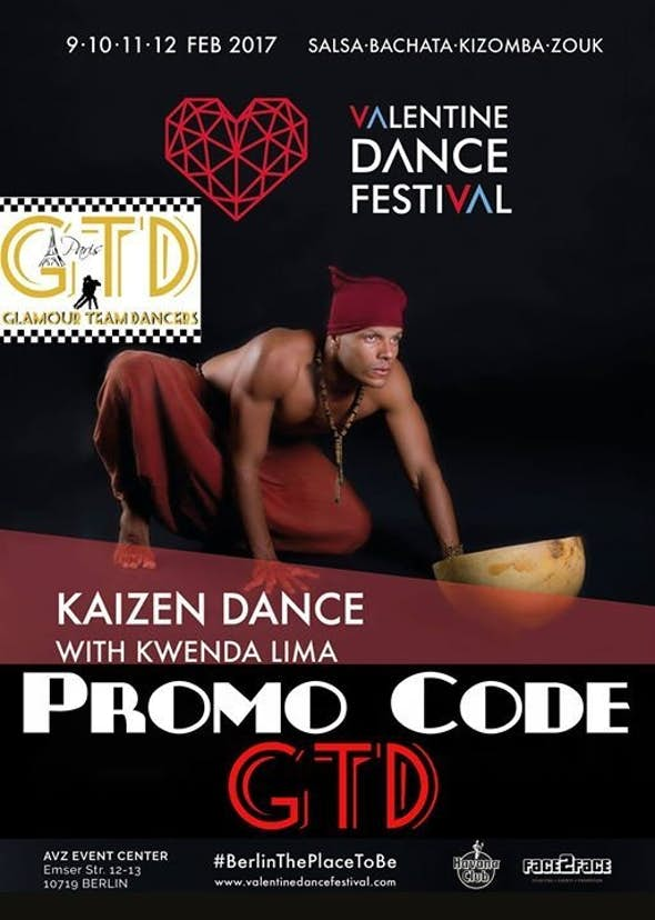 Valentine DANCE Festival 2018 (5th Edition)