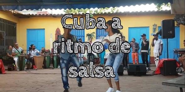 Salsa trip to Cuba Easter 2019