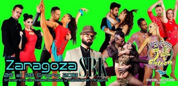 Zaragoza SBK 2018