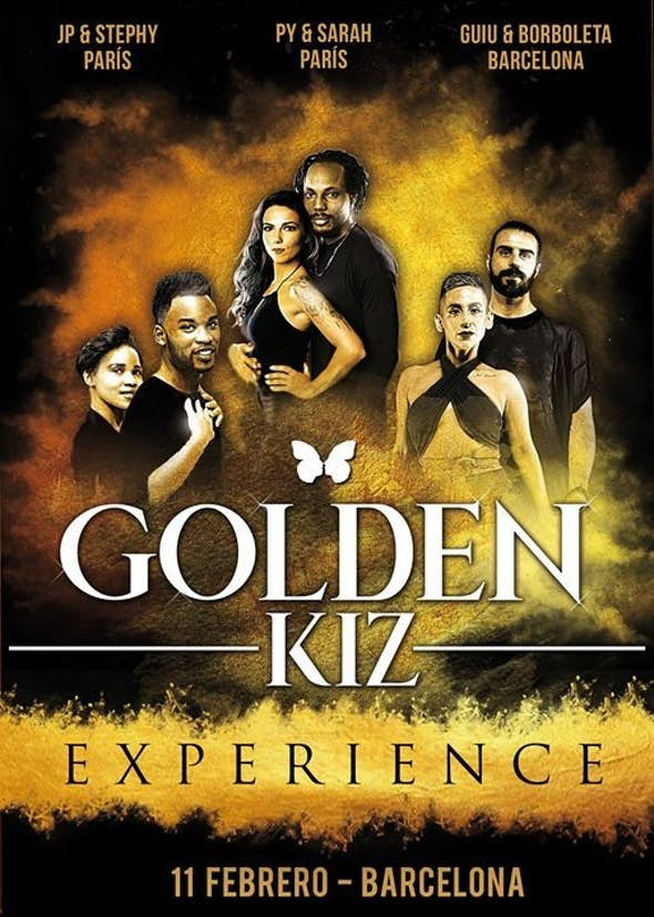 Golden Kiz Experience Barcelona 2018