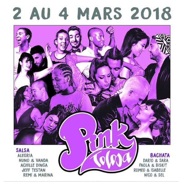 Pink Tolosa 2018 (3ª Edición)