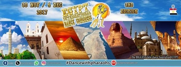 Egypt International Dance Congress 2017 (3ª Edición)