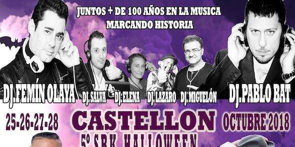 SBK Halloween Castellón 2018 (5ª Edición)