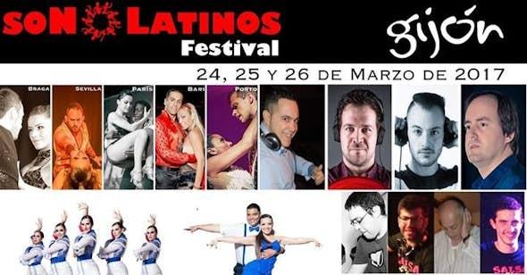 Son Latinos Festival Gijón 2017 (8ª Edición)