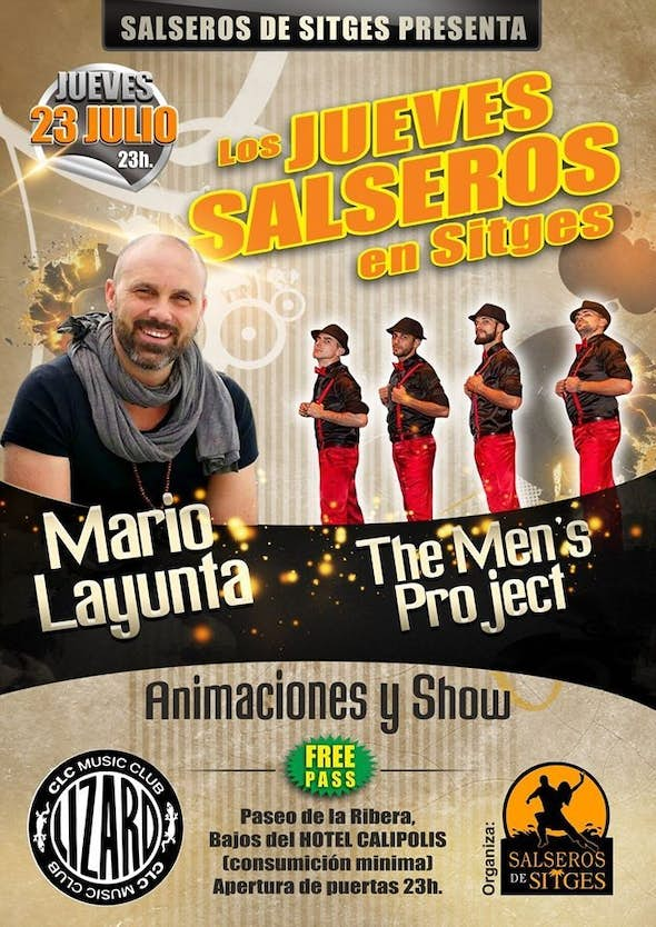 Thursdays Salseros in Sitges