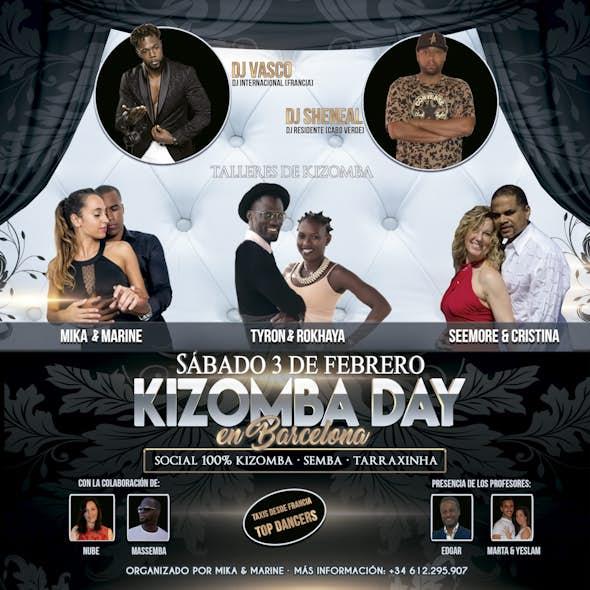 KIZOMBA DAY 3 OF FEBRUARY