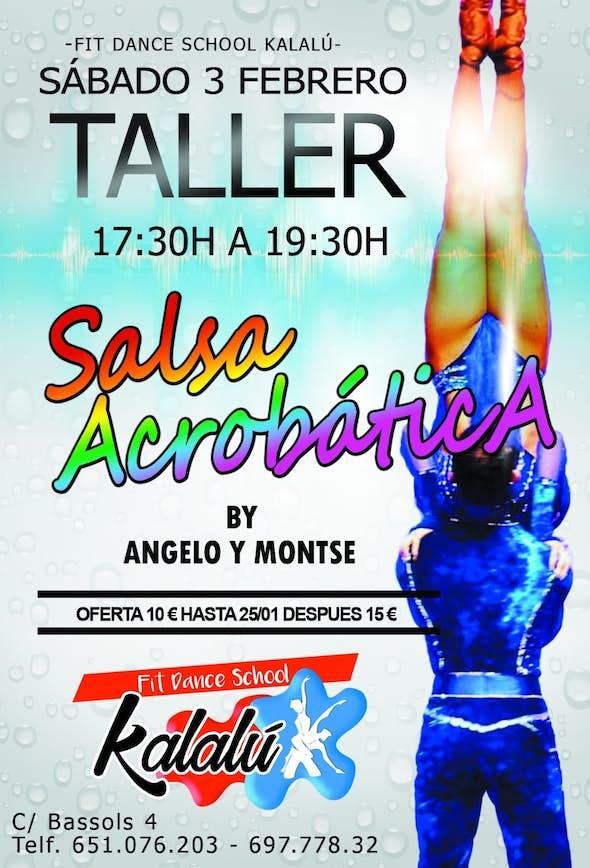 Taller Salsa Acrobatica