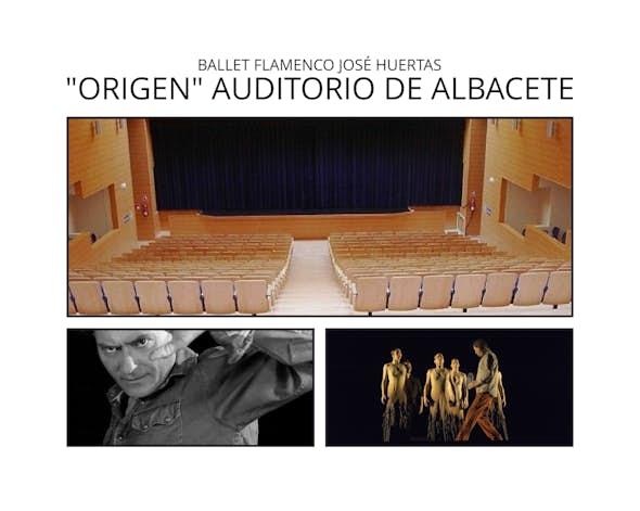 Ballet Flamenco Jose Huertas
