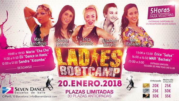 Woman Boot Camp