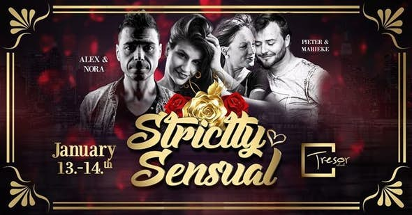 Bachata Strictly Sensual Workshop Vol.2