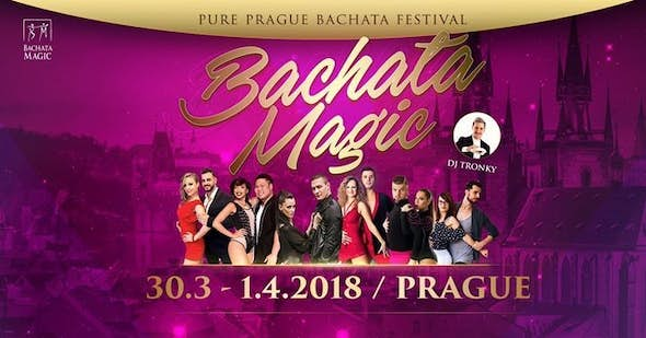 Bachata Magic Festival 2018 (3ª Edición)