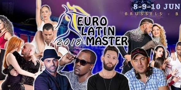 Euro Latin Master 2018 (1ª Edición)