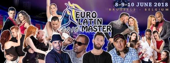 Euro Latin Master 2018 (1st Edition)