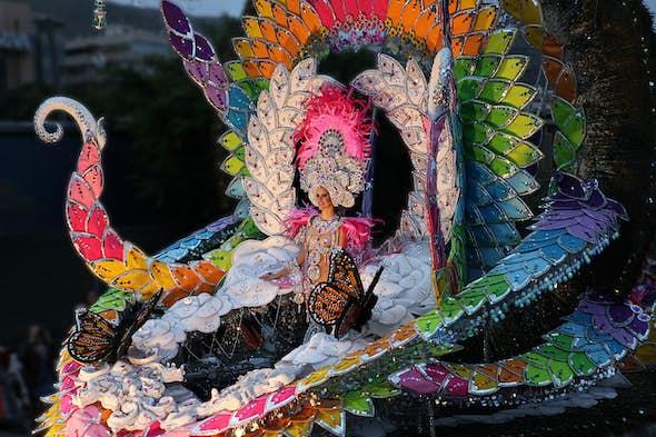 Viaje al Carnaval de Tenerife