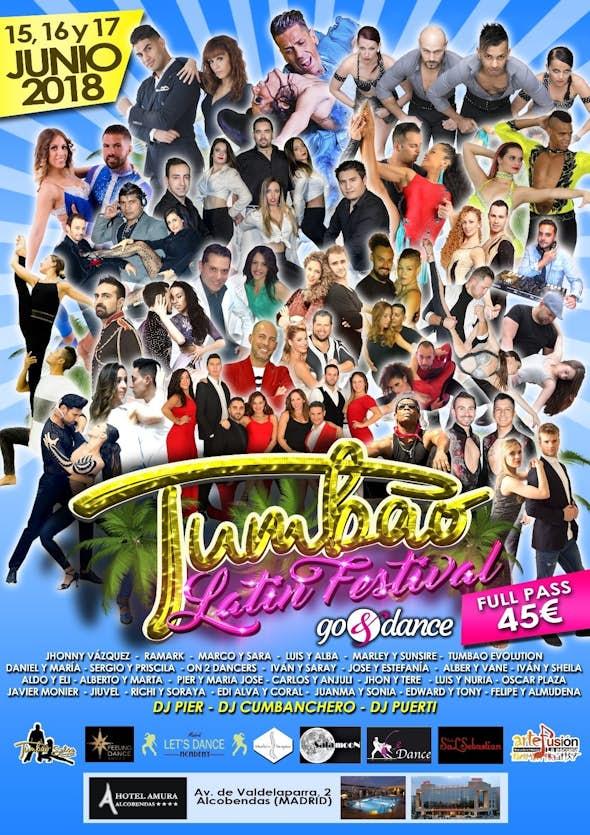 Tumbao Latin Festival 2018 (1ª Edición) - CANCELADO